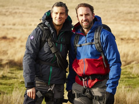 Gareth Southgate spills truth behind world cup waistcoat to Bear Grylls during scenes of 'raw terror'