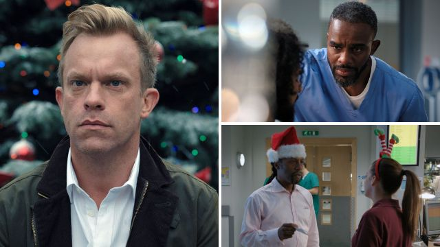 7 Casualty spoilers: A traumatic Christmas in Resus
