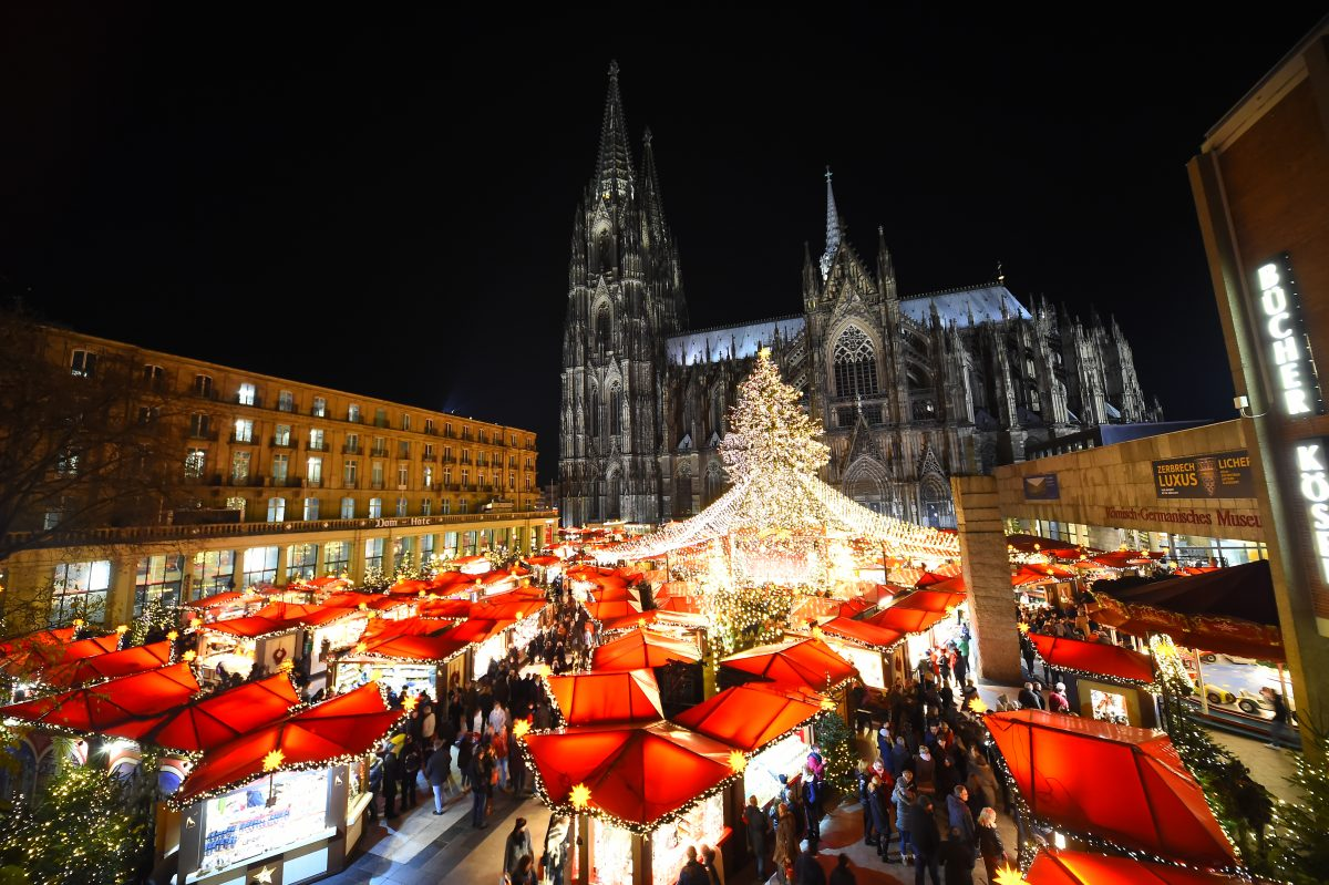 Christmas in Cologne: Get lost in the ultimate German city for Christmas markets