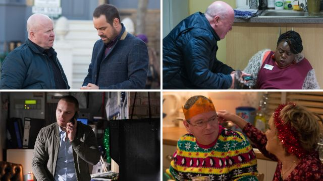 20 EastEnders Christmas spoilers: Phil Mitchell shock ultimatum, Slaters devastation and a family ripped apart