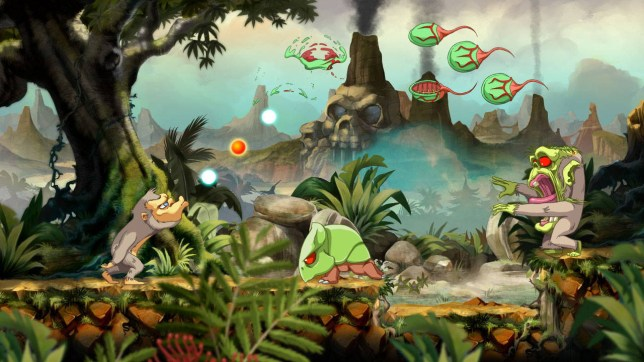 Game review: Toki is a very unexpected arcade remake | Metro News