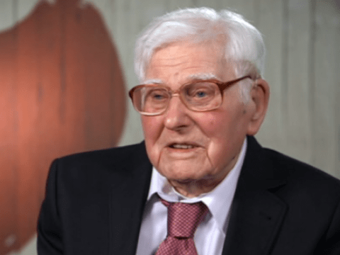 First Dates welcomes oldest singleton aged 101 and viewers can't cope with his festive flirting