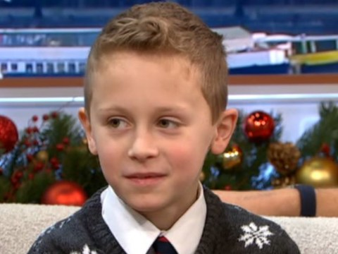 Simon Thomas's son Ethan breaks hearts as he speaks about mum's death: 'At least I still have my dad'