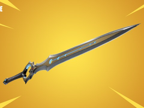 Fortnite Infinity Blade details as new update is added