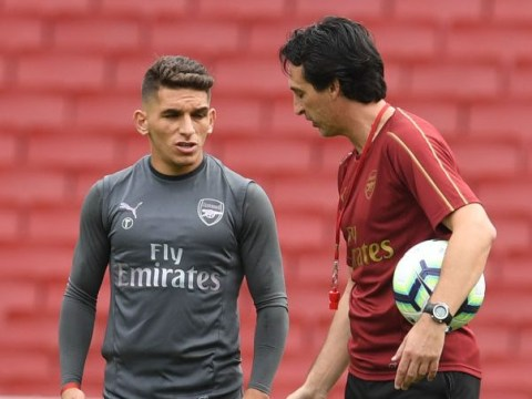 Lucas Torreira reveals what Unai Emery says to him before 'every' Arsenal match