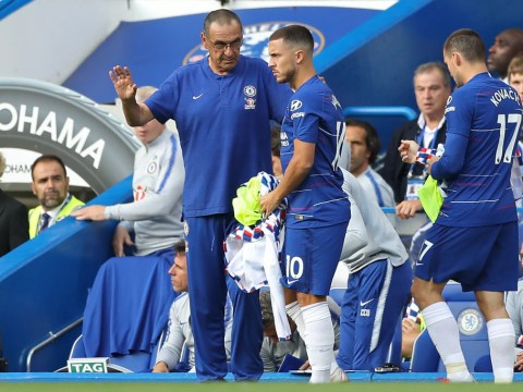 Chelsea's former managers didn't get the best out of Eden Hazard claims Vincent Kompany