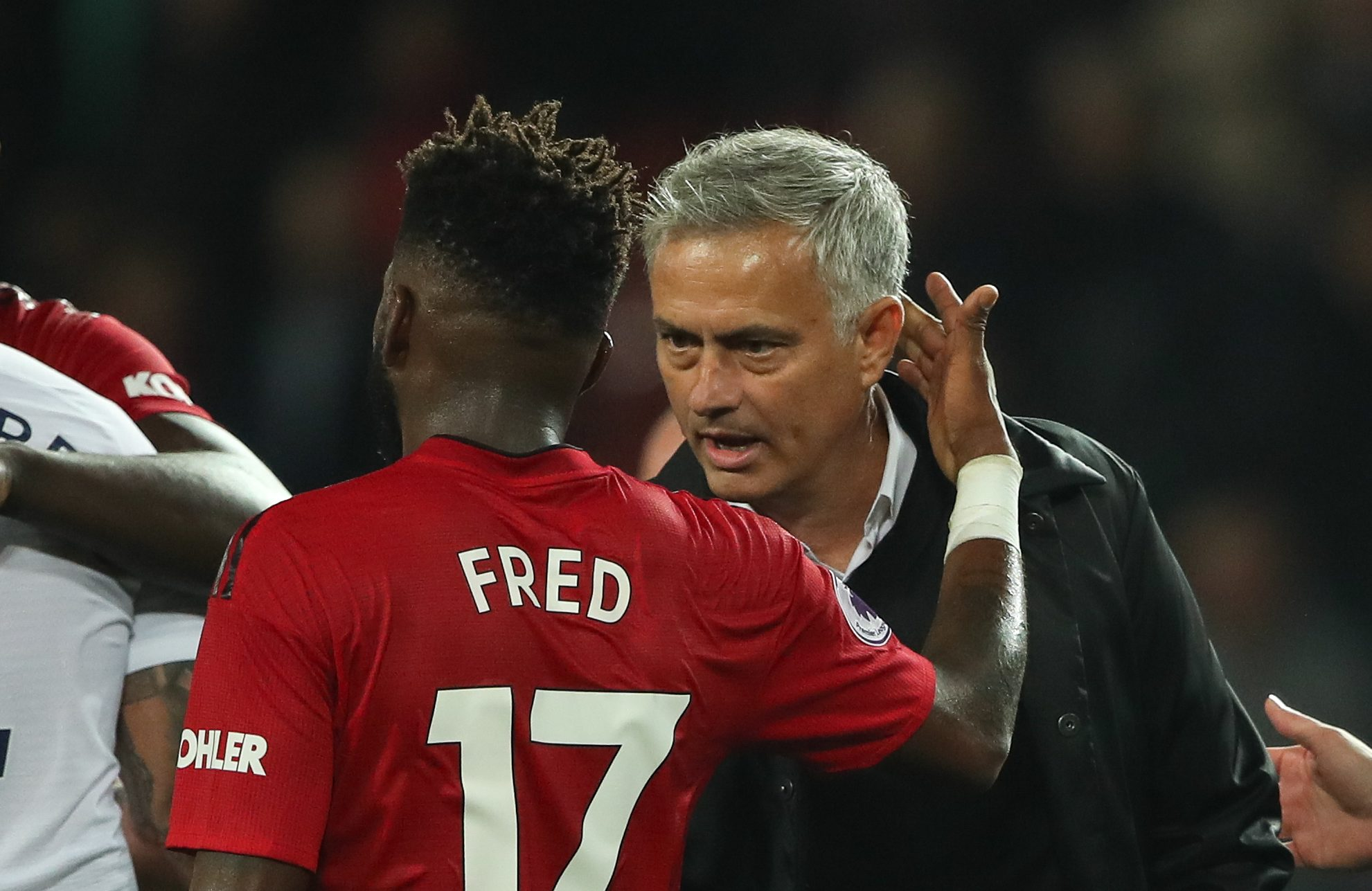 Jose Mourinho told Fred his 'dream' midfield trio for Manchester United