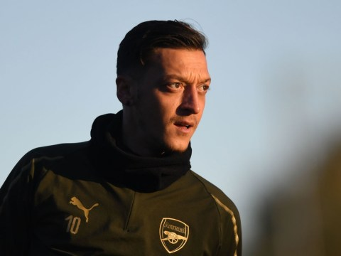 Mesut Ozil's chances of joining Manchester United rated by Arsenal legend Ray Parlour