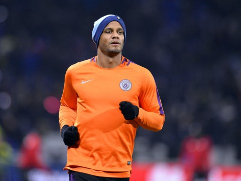 Barcelona eyeing shock move for Manchester City captain Vincent Kompany
