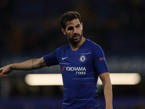 Chelsea ready to sign Barcelona midfielder as they accept Cesc Fabregas exit