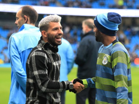 Pep Guardiola suggests Sergio Aguero will miss Manchester City's clash with Watford too