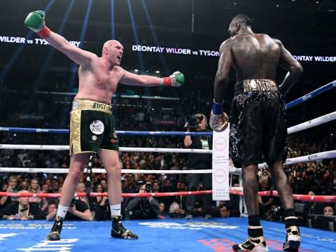 Tyson Fury set to travel to Las Vegas for Deontay Wilder rematch