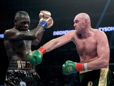 Floyd Mayweather Sr insists Deontay Wilder beat Tyson Fury