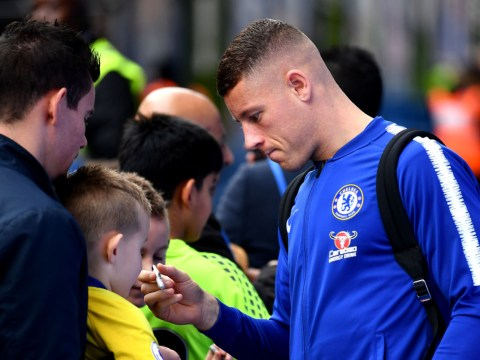 Why Ross Barkley misses Chelsea's Premier League clash with Fulham
