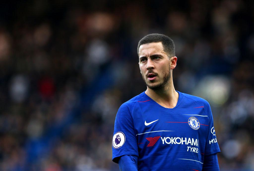Eden Hazard backs Chelsea team-mate Ruben Loftus-Cheek to become 'one of the best midfielders in England'
