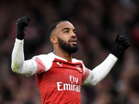Arsenal vs Fulham team news: Alexandre Lacazette returns but Lucas Torreira drops to bench