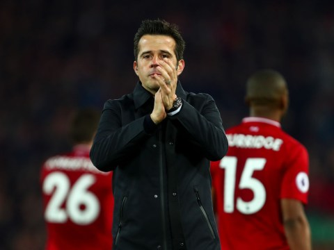 Marco Silva denies Jurgen Klopp's apology claim after dramatic end to the Merseyside derby