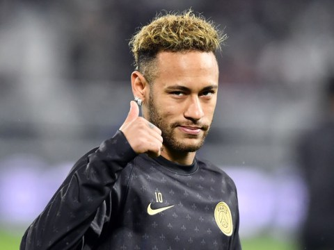 Neymar hints to Manchester City star Benjamin Mendy he is open to future Premier League move