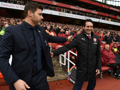 Unai Emery reveals how David Silva and Tottenham's Cesar helped seal Arsenal move
