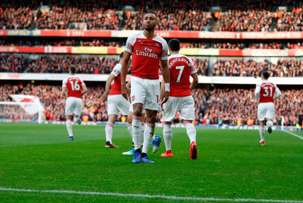 Pierre-Emerick Aubameyang urges Arsenal fans to stop Thierry Henry comparisons