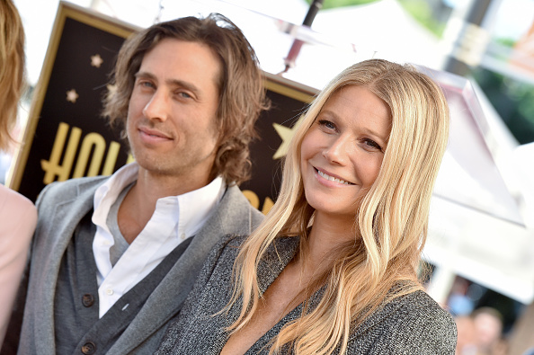 Gwyneth Paltrow explains why she hasn't moved in with Brad Falchuk, three months after their wedding