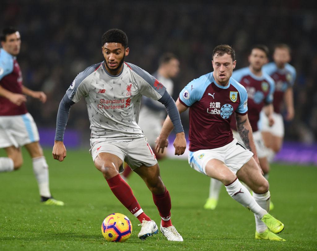 Jurgen Klopp delivers Joe Gomez injury update after Liverpool's win against Burnley