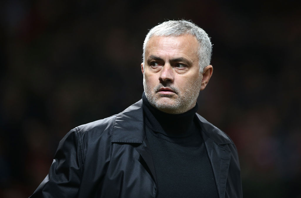 Jose Mourinho takes swipe at 'diving' Arsenal after Manchester United draw