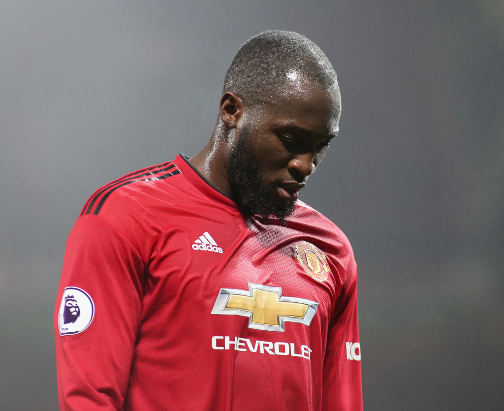 Romelu Lukaku reveals showdown talks with Jose Mourinho over his Manchester United form