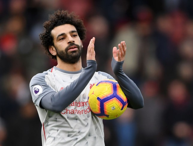 a83536357e1 Salah scored Liverpool s first hat-trick away from home since 2014  (Picture  Getty)