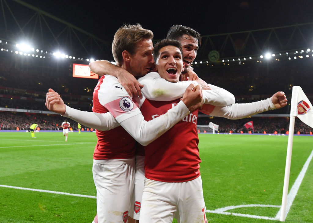 Gary Neville says he has been surprised by Lucas Torreira's huge impact at Arsenal