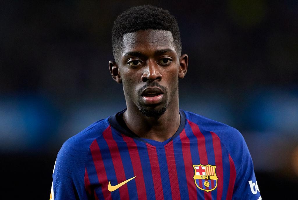 Sven Mislintat speaks out on Arsenal transfer target Ousmane Dembele
