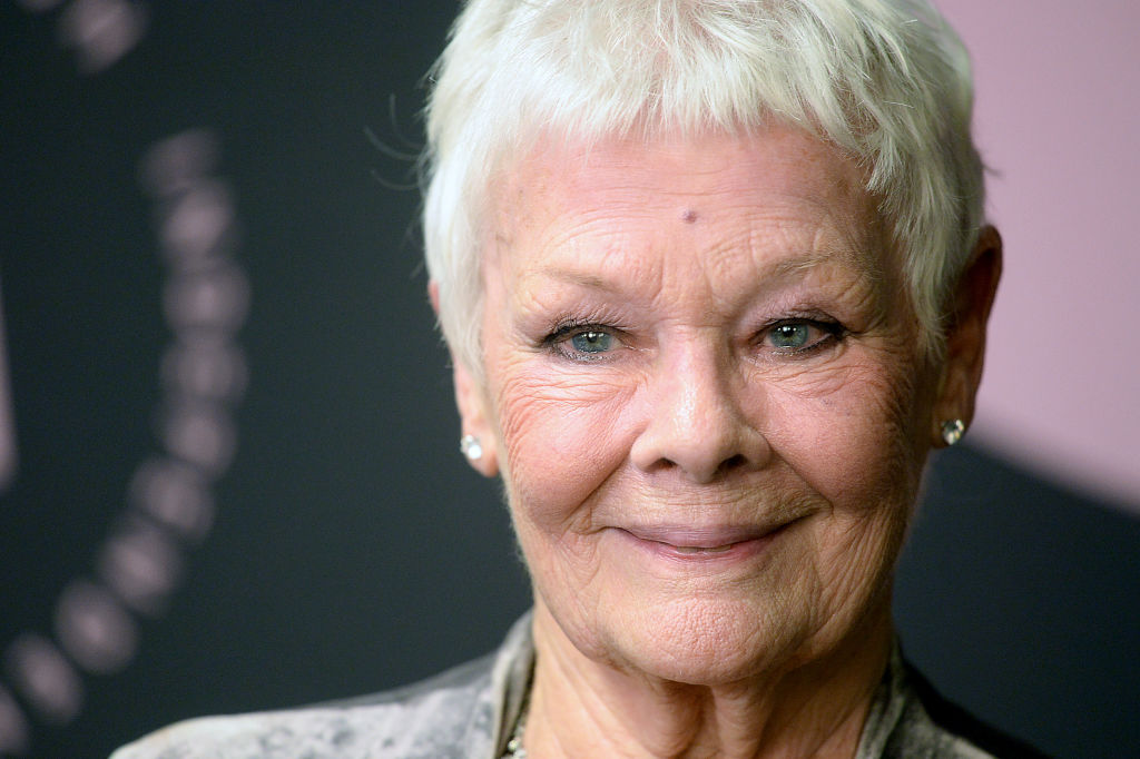 Judi Dench is too scared to turn down jobs