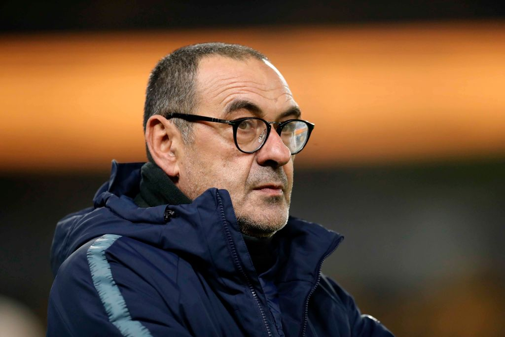 Maurizio Sarri wants Cesc Fabregas replacement as Chelsea move for Leandro Paredes
