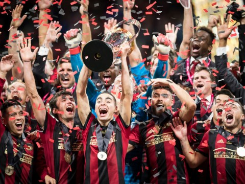 Atlanta United win MLS Cup in just their second season with victory against Portland Timbers