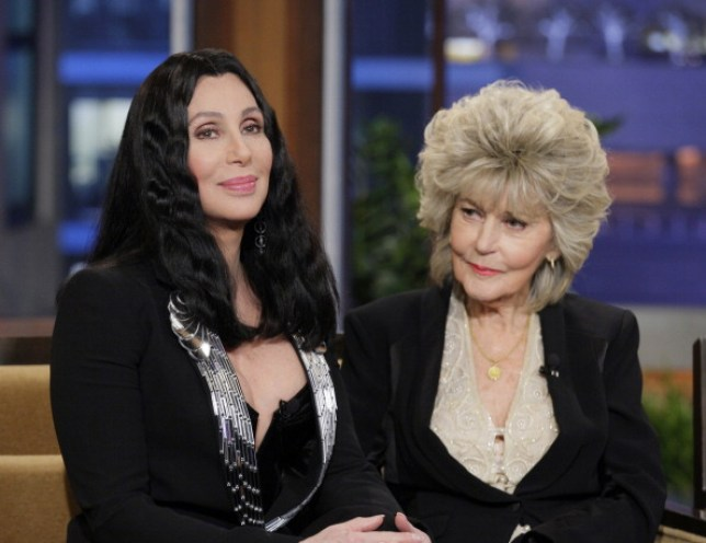 Cher's 92-year-old mum throws the funniest shade at Mark