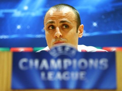 Dimitar Berbatov rates Manchester United and Tottenham's Champions League chances