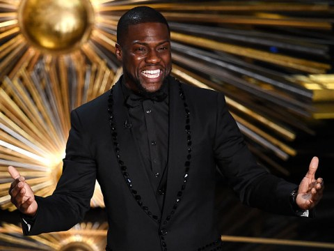 Chances of Kevin Hart hosting Oscars remain 'slim' as he continues to apologise for 'homophobic' tweets