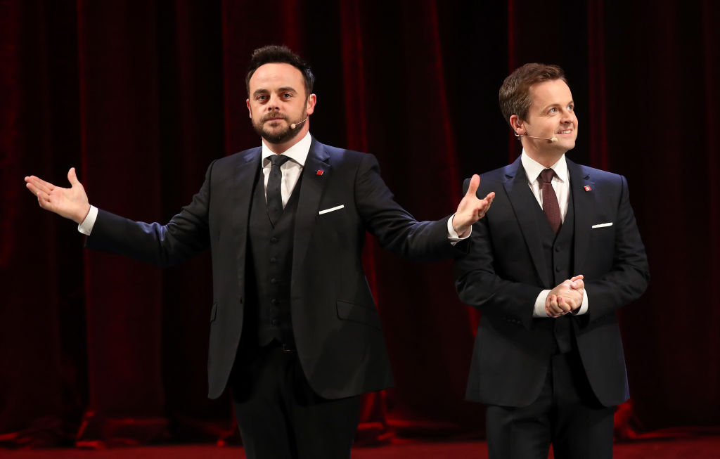 Declan Donnelly looks forward to 'getting back to normal' with Ant McPartlin for Britain's Got Talent
