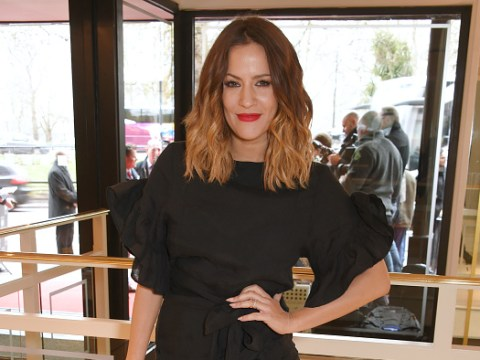 Caroline Flack reveals battle with depression that hit 'lowest point' after savage Graham Norton dig