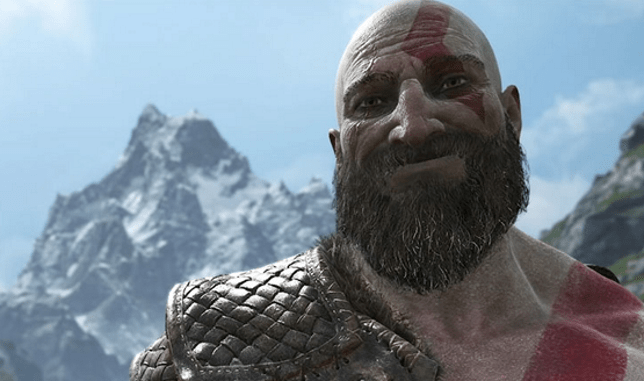 God Of War - enough to make even Kratos smile