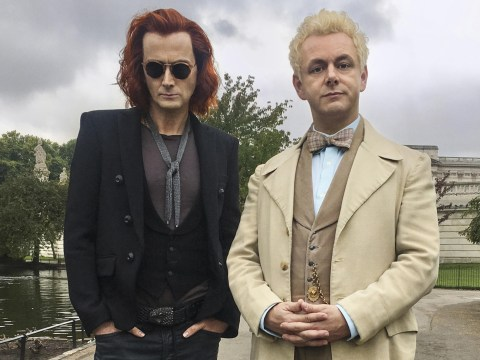 Neil Gaiman reveals behind-the-scenes secrets of Good Omens adaptation