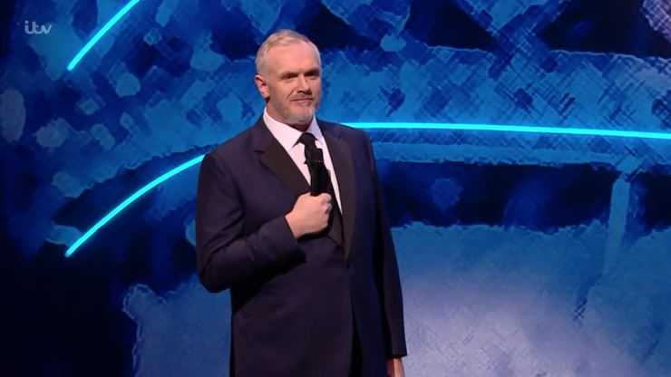 Greg Davies suffers huge TV fail at Royal Variety Performance after introducing the wrong act