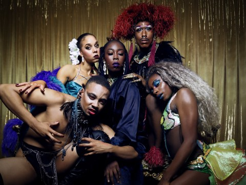 The Cocoa Butter Club is a space for black drag acts and performers of colour