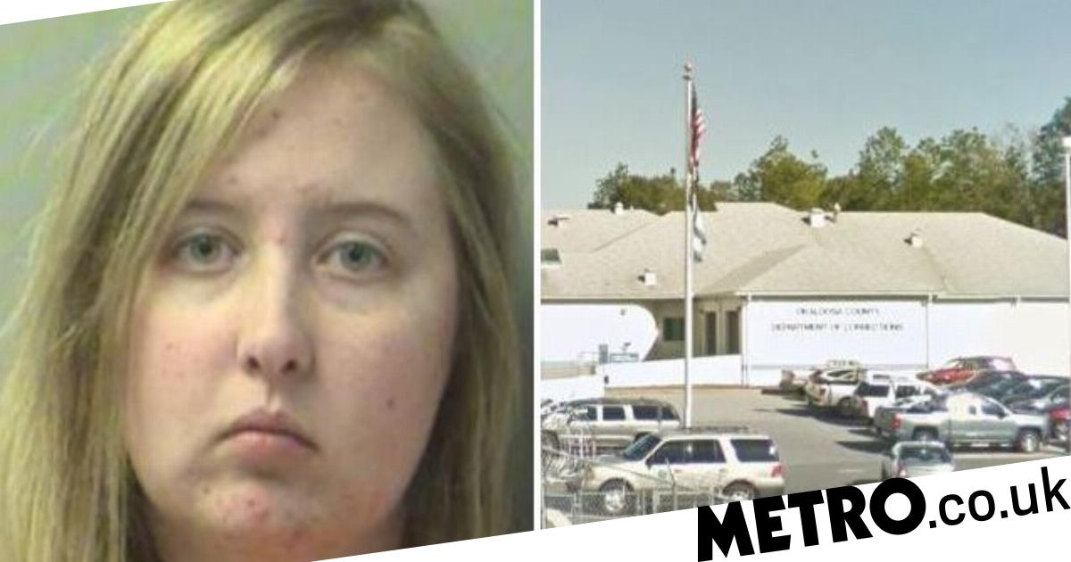 Mother, 26, Jailed For Having Sex With Adopted Son, 17 -5725