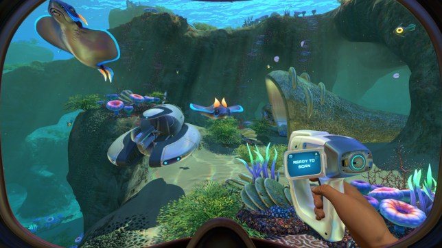 Game review: Subnautica on PS4 is an underwater survival