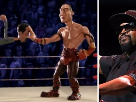 Celebrity Deathmatch is getting a reboot thanks to Ice Cube and MTV