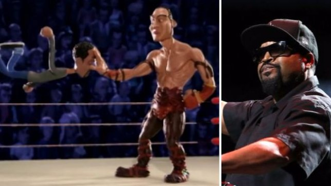 Celebrity Deathmatch is getting a reboot thanks to Ice Cube