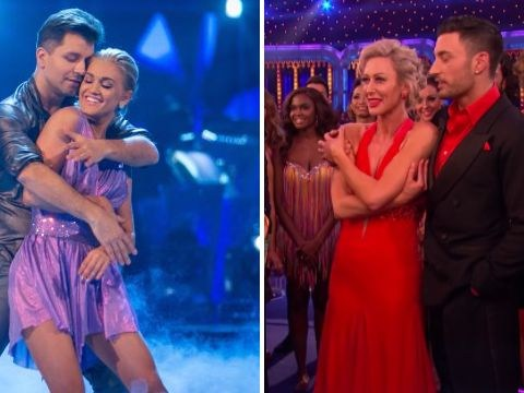 Strictly's Ashley Roberts and Faye Tozer both achieve three perfect scores in high-energy finale