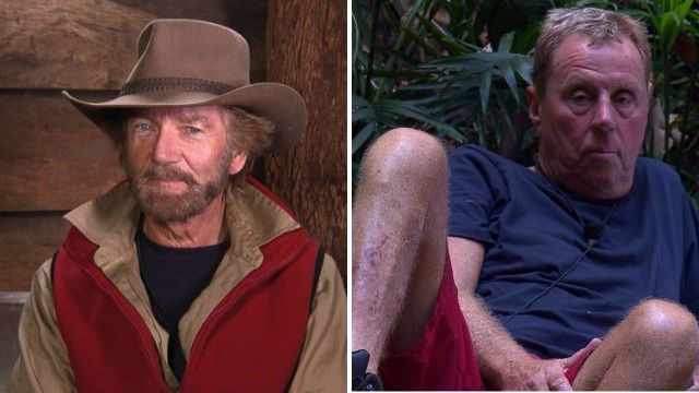 I'm A Celeb's Noel Edmonds admits separating from Harry Redknapp in shock exit is 'difficult'