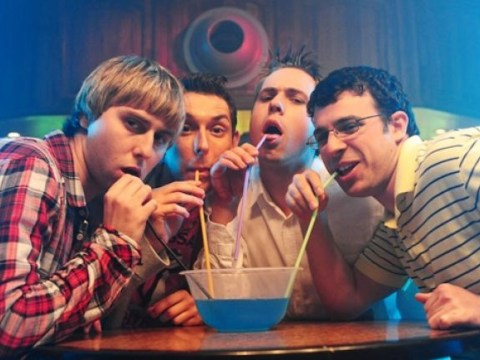 The Inbetweeners writers gave James Buckley a 'horrible c**k' in movie to punish him for not reading script